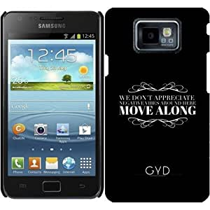 Funda para Samsung Galaxy S2 (GT-I9100) - Sigue Adelante by wamdesign