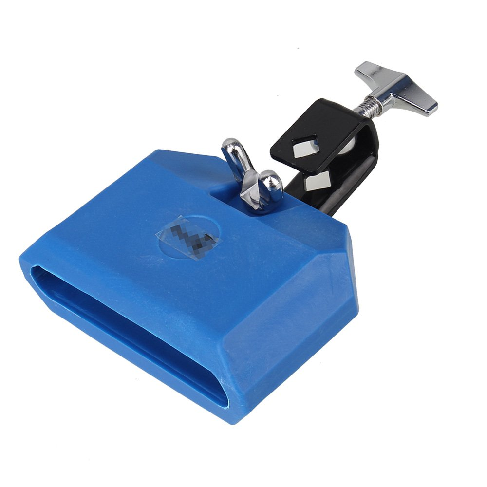 Yibuy Blue Plastic Percussion Instruments Block Percussion Jam Block by Yibuy Percussion/Accessories
