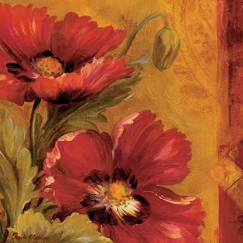 - Posterazzi Pandoras Bouquet I Poster Print by Pamela Gladding, (24 x 24)