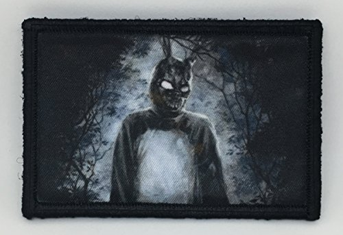 Donnie Darko Morale Patch Funny Tactical Military. 2x3