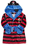 Strong Souls Boys Novelty Hooded Dressing Gown Pirate 3-4 Years