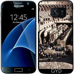 Funda para Samsung Galaxy S7 - Coliseo, Roma by Cadellin