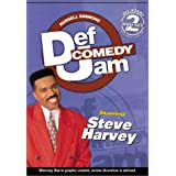 Def Jam Comedy - All-Stars Volumes 4 and 10 - Best of Steve Harvey by Time Life