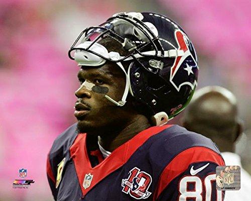 Andre Johnson Houston Texans 2012 Action Photo (Size: 8