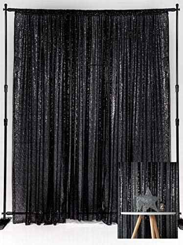 Kate Pailletten Hintergrund Vorhänge 1 25 X 2 2 M Elektronik