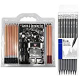 Best Royal-langnickel-pencils - Sketching/Drawing Essential Pencil Set 18 Pc • Includes Review