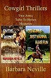 Cowgirl Thrillers (Spirit Animal Box Set Book 1)