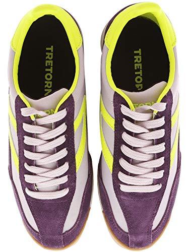 Rawlins2 Eggplant Mujer yellow Tretornwtrawlins2 lilac 0zw0q