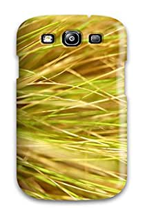 Tpu Fashionable Design Grass Rugged Case Cover For Galaxy S3 New