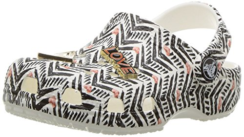 Image of Crocs Kids' Drew Barrymore Classic Chevron Clog