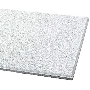Amazon Com Acoustical Ceiling Tile 24 X24 Thickness 5 8