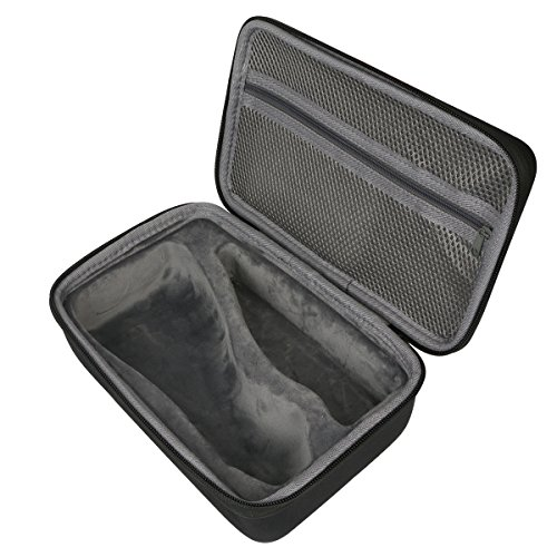 Hard Case for Waterpik Cordless Advanced Water Flosser fits WP-560 WP-562 by CO2CREA