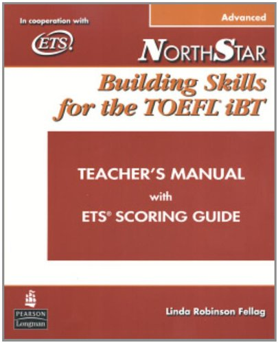 Northstar Building Skills for the TOEFL iBT: Advanced