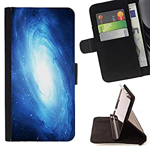 King Air - Premium PU Leather Wallet Case with Card Slots, Cash Compartment and Detachable Wrist Strap FOR LG G3 LG-F400 D802 D855 D857 D858 - Outer space Space Planet universe