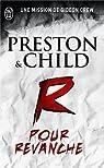 R pour Revanche par Preston