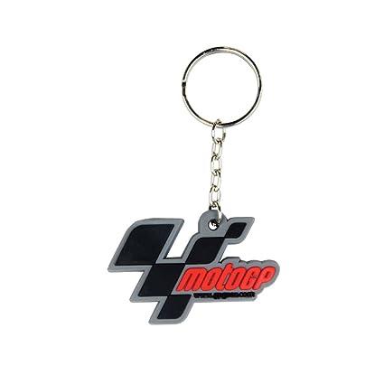 1 Pieza Moto GP cord/ón Llavero Doble Cara
