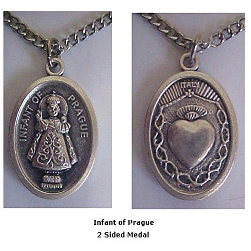 Italy Infant Of Prague Medal