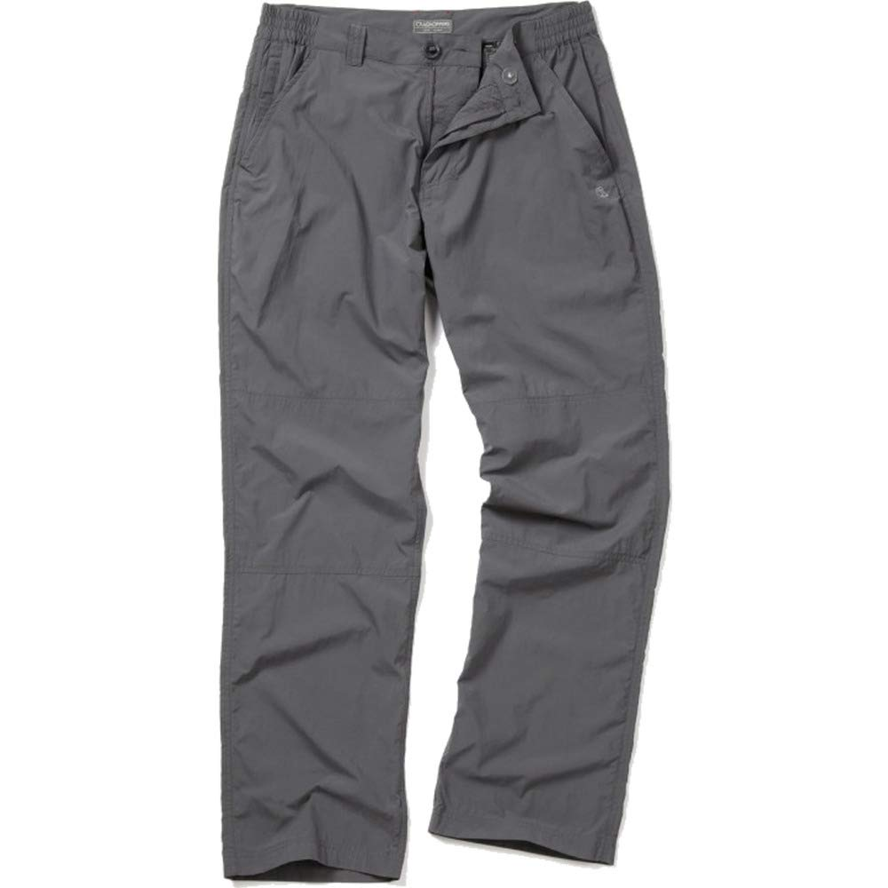 Craghoppers  Herren NosiLife PL Solarshield Elasticated Trousers Pants