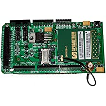 Quad-band GPRS/GSM Shield (GSM Module Included)