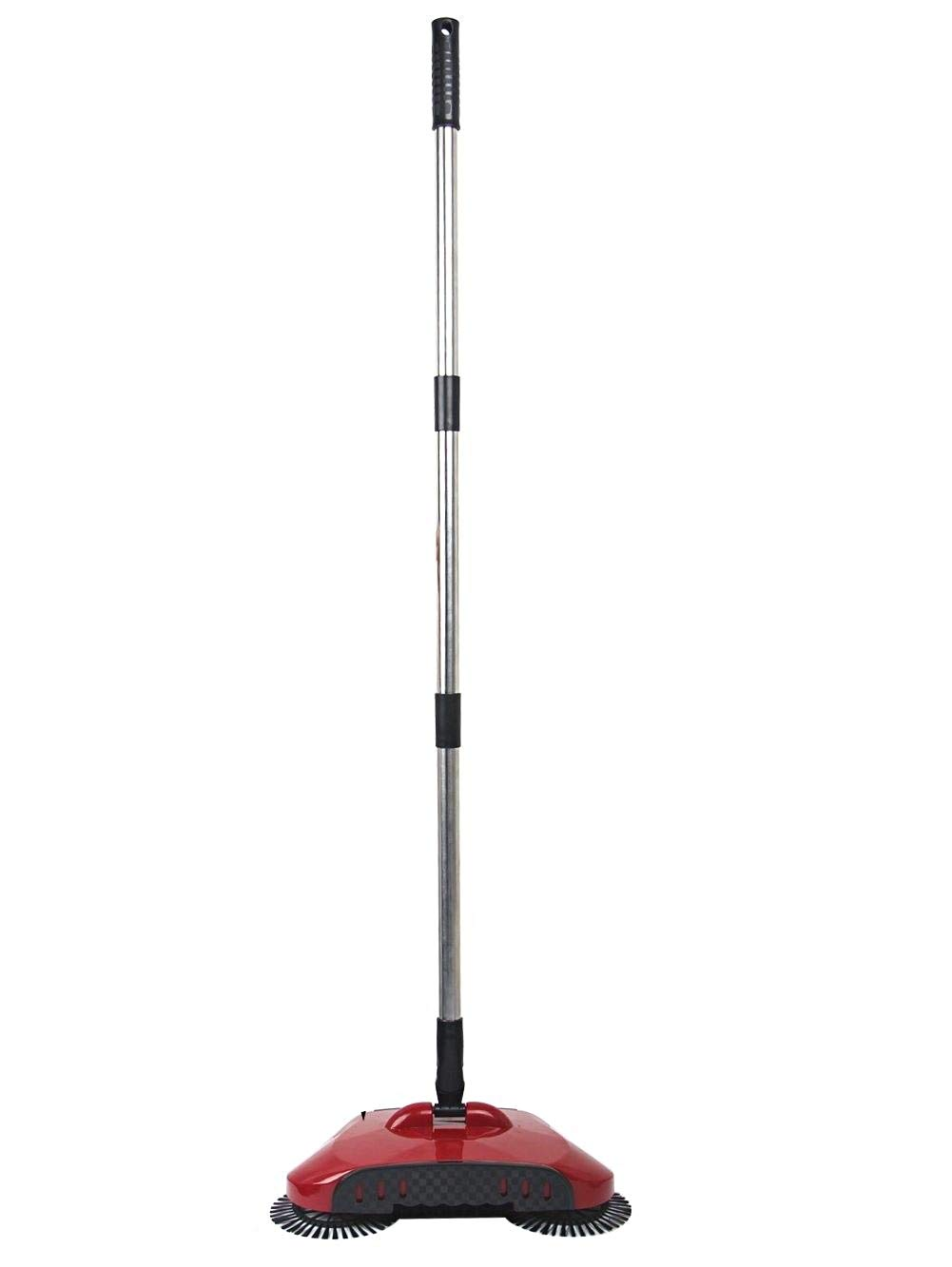PINSPIRATION Automatic Push Sweeper Broom Without Electricity Home Indoor Room Floor Rechargeable Sweeper Carpet Floor Sweep New Cleaner Vacuum