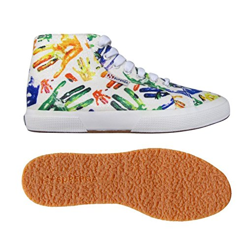 2795 Superga Le White lamehandsw multicolor Chaussures gYPwqFS