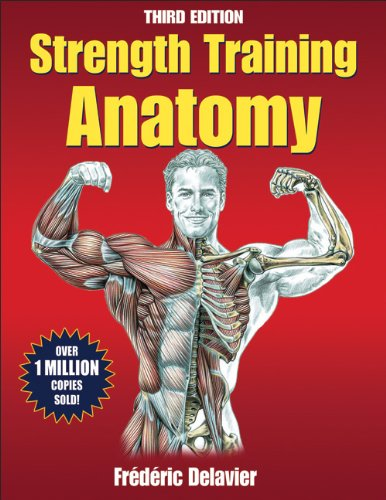 Strength Training Anatomy Package 3rd Edition With DVD