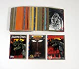 1993 Topps Jurassic Park Series 1 Trading Card Set (1-88) NM/MT