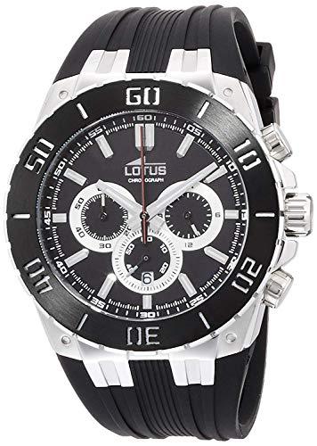 LOTUS Watch Quartz 15801/31J Men's [Regular Imported Goods]