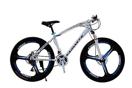 WILD WOLF BICYCLES Model: Python - 3 Blade Alloy Wheel (Multi_26 Inch)