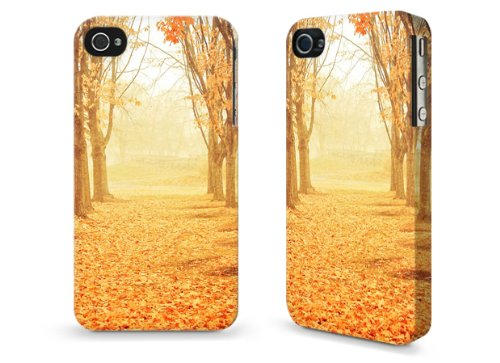"Hülle / Case / Cover für iPhone 4 und 4s - ""Fog"" by Joy St.Claire"