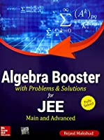 Algebra Booster for JEE Main & Advacne Front Cover