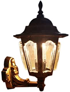 Buy fos lighting vintage antique golden outdoor wall light online at weldecor heritage light wall lamp 325 cm antique golden aloadofball Choice Image
