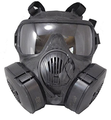 Avon Full Face Respirator M50 Gas Mask CBRN NBC Protection Small (Assembly Respirator Gas)