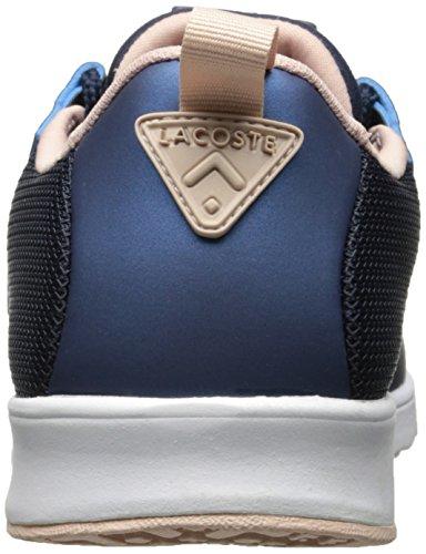 Lacoste Womens L.ight R 217 3 Sneaker Blu Scuro