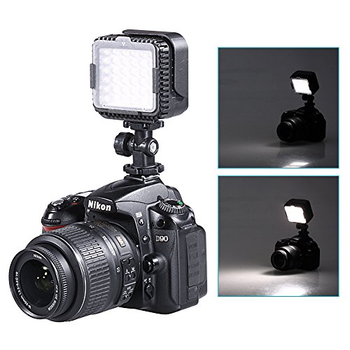 Neewer-CN-LUX360-3200K-5600K-Dimmable-LED-Video-Light-Lamp-for-Canon-Nikon-Camera-DV-Camcorder