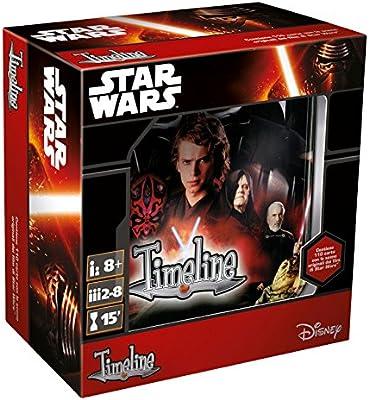 Asterion 8266 - Juegos Timeline Star Wars 2, Edición Italiana ...