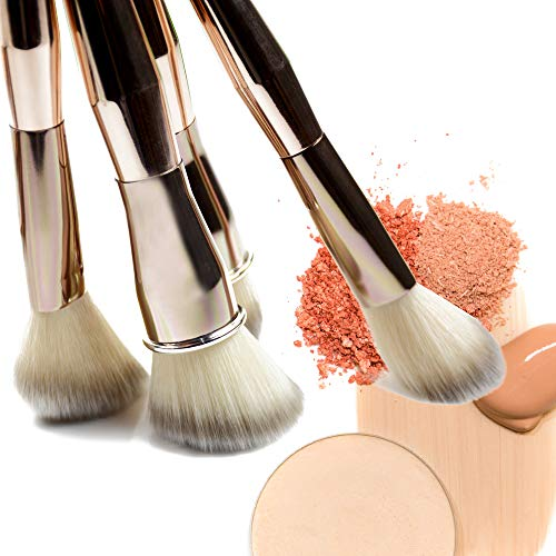 46a703507c12 Mermaid Makeup Brush Set, COLOR CLEANER Premium Beauty - Import It All