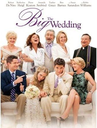 Amazon.com: The Big Wedding [DVD + Digital]: Robert De Niro