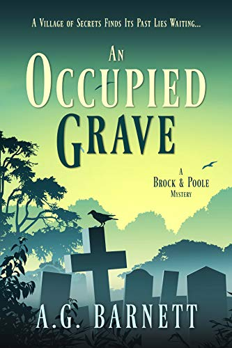 Occupied Grave Brock Poole Mystery ebook product image