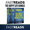 The FastReads Happy Life Bundle Audiobook by  FastReads Narrated by Anthony Pica