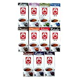 110 Nespresso Compatible Coffee Capsules (Variety Pack/Discovery kit)