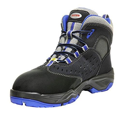 """Elten 76933-39 A ESD S1 """"minitransbordador Air"""" - zapatos de seguridad multi-color"""