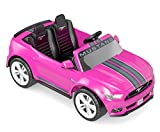 Fisher-Price Power Wheels Smart Drive Mustang - Pink