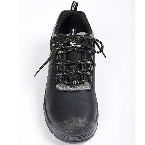 """Ejendals 7288–36–Taglia 36""""graninge 7288sicurezza scarpe, colore: nero/verde"""
