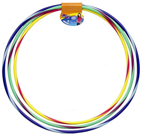 Wham-O Original Hula Hoop, Set of 3 - Fitness and Classic Toys for Ages 5 Years and Older
