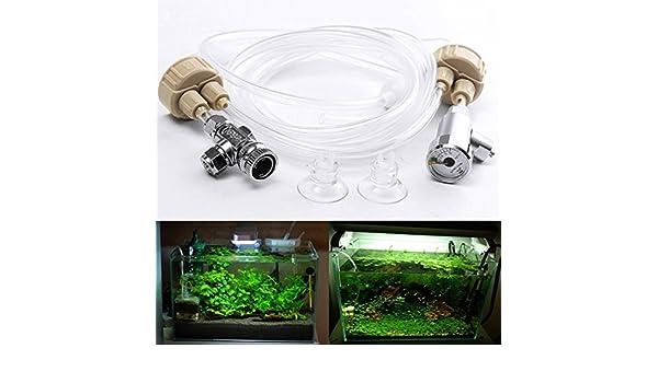 ... Kit Aquarium Water Plants Necessity Carbon Dioxide BML Brand // Nuevo kit de sistema de generador de CO2 bricolaje acuario plantas de agua necesidad de ...