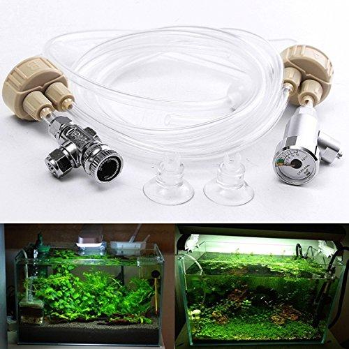 a buon mercato Tutoy Nuovo DIY CO2 CO2 CO2 Generator System Kit Acquario Acqua Piante necessità biossido di Carbonio  articoli promozionali