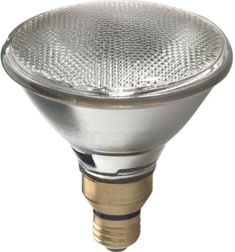 GE Lighting 66284 Energy-Efficient Halogen 50-Watt (75-watt replacement) 900-Lumen PAR38 Floodlight Bulb with Medium Base, 2-Pack