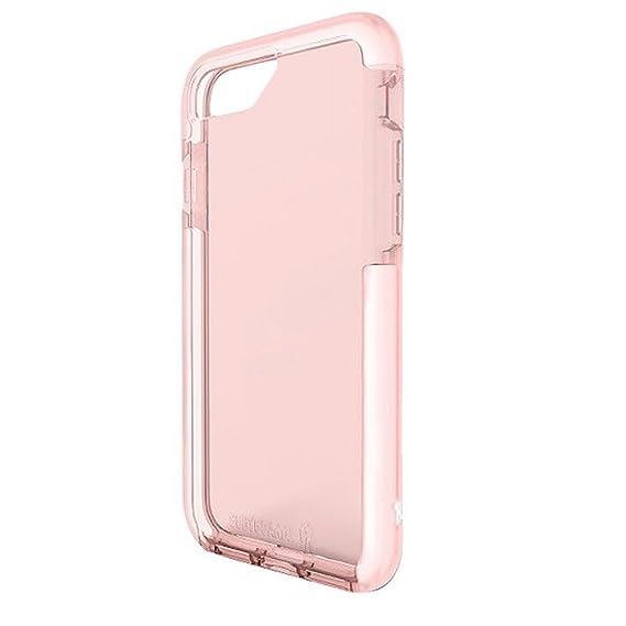 wholesale dealer 4e74a 13402 Bodyguardz Cell Phone Case for iPhone 6 Plus, iPhone 6S Plus, iPhone 7  Plus, iPhone 8 Plus - Pink/White