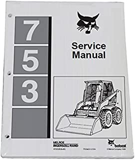 519IlcsGGeL._AC_UL320_SR272320_ amazon com bobcat 753 skid steer parts catalog part number